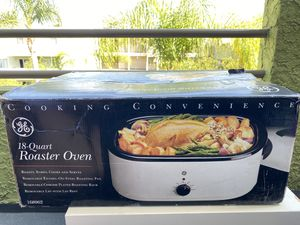 18-Quart roaster Oven for Sale in Los Angeles, CA