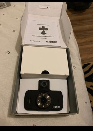 Dashcam car camera i witness automotive dual recorder for Sale in Murphy, TX