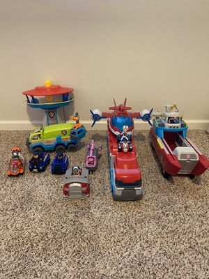 Paw Patrol for Sale in Graham, WA