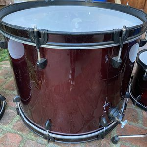 Drums set Groove Percussions & PDP Centerstage drum for Sale in Los Angeles, CA