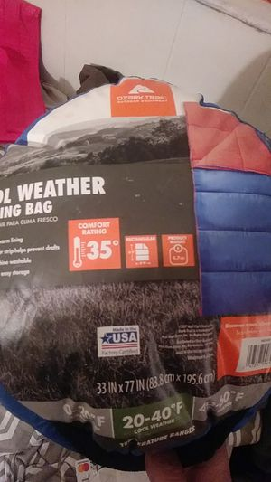 Ozark trail sleeping bag for Sale in Saugus, MA