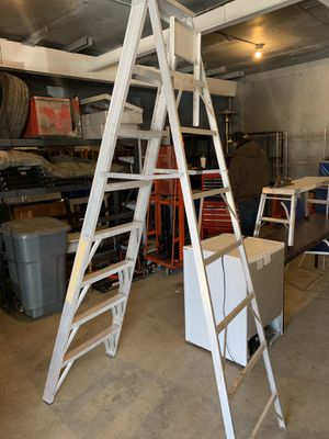 8 Foot ladder for Sale in Dracut, MA