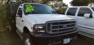 1999 Ford 7.3 with hydraulic lift f450 for Sale in Portland, OR