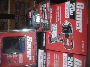 Bauer torque drill brand new for Sale in Lincoln, NE