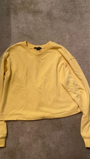 Forever 21 crop top hoodie for Sale in Conroe, TX