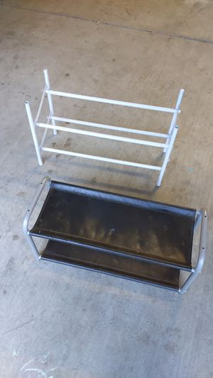 FREE SHOE RACKS!!! for Sale in Anaheim, CA