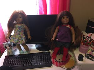 """American Girl Dolls """"truly me"""" collection #65&#66 for Sale in Philadelphia, PA"""