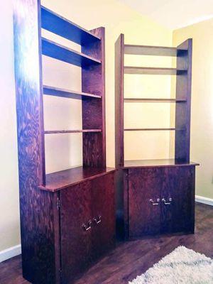 Mission-style bookshelves for Sale in Phoenix, AZ