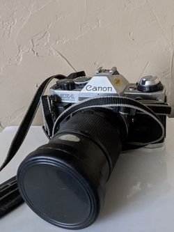Canon AE-1 Film Camera for Sale in Sandy,  UT