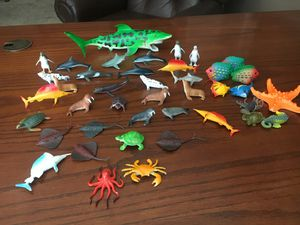 Lot of 41 Sea Animals for Sale in Perris, CA