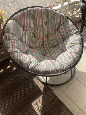 Patio chair $20 for Sale in Sun City, AZ