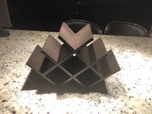 Wine rack 8 cell for Sale in Aldie, VA