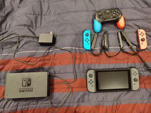 Pristine Nintendo Switch Bundle for Sale in Delray Beach, FL