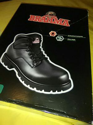 Brahma Brand Men's Work Boots for Sale in Columbus, OH