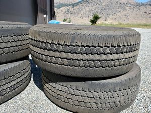 Tires Continental lt 275 / 65R18 for Sale in Chelan, WA