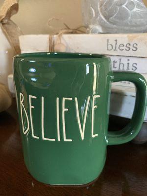 Rae Dunn believe mug for Sale in Lakewood, CA