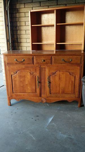 Ethan Allen Buffet Storage Cabinet for Sale in Phoenix, AZ