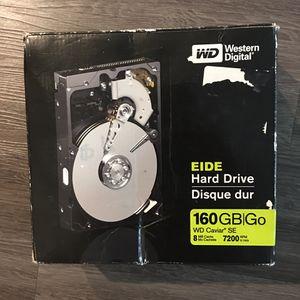 "Western Digital Caviar 160 GB Internal 7200 RPM 3.5"" Hard Drive for Sale in Irving, TX"