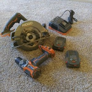 Power tools combo for Sale in Crowley, TX