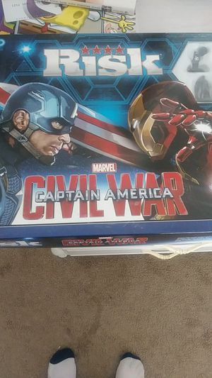 Captain America civil war game for Sale in Port Richey, FL