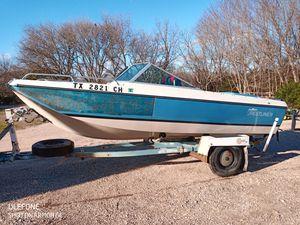 1974 AMF CRESTLINER 17' for Sale in McKinney, TX