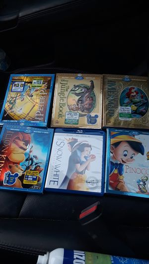 Disney Bluray for Sale in Fort Worth, TX