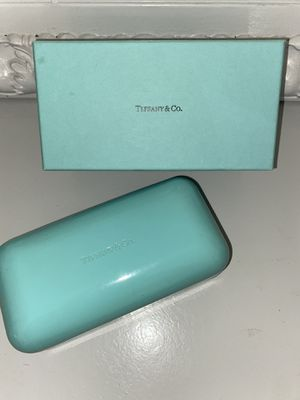 Tiffany sunglasses case for Sale in Quincy, MA