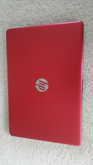 HP LAPTOP Touchcreen 2.3GHz 4GB RAM 500GB HDD Win 10 Home Scarlet Red for Sale in Portland, OR