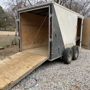 2019 DSTX CARGO TRAILER for Sale in Dallas, TX