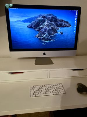 27-inch iMac with Retina 5K display for Sale in San Antonio, TX