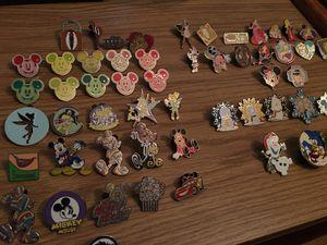 Disney pins!! for Sale in Warren, NJ