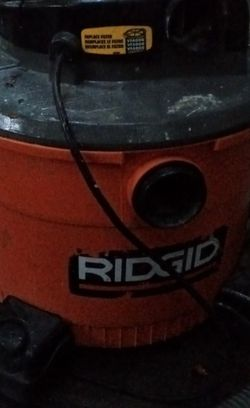 Good Working 9 Gallon Ridgid Shop Vac for Sale in Sanford,  FL