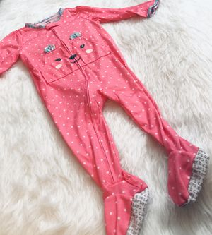Carter's Polyester Footed PJ *18 Months for Sale in Gresham, OR