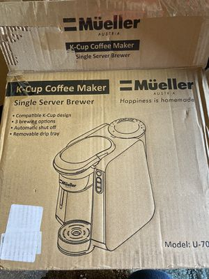 Single cup coffee maker for Sale in Lake Elsinore, CA