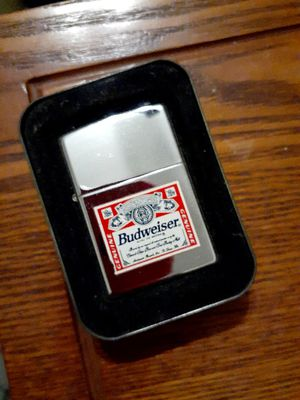 Budweiser zippo for Sale in New Albany, IN