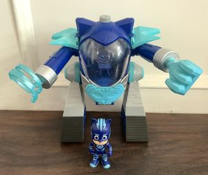 Pj mask turbo movers cat boy for Sale in Fontana, CA