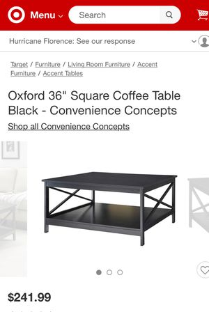 7cbdf115d6d Coffee table for Sale in Chicago