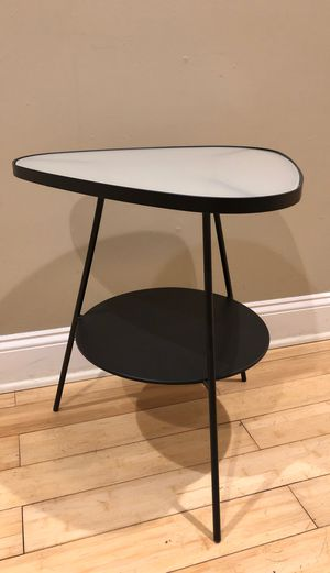 Glass Top Side Tables x2 for Sale in Philadelphia, PA