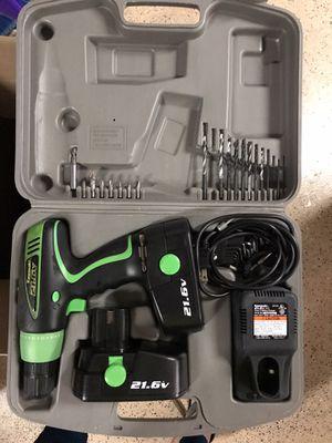 Kawaski 21.6v full drill set for Sale in Corona, CA