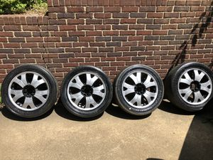 4 Rims, perfect for small Sports Car for Sale in Wildwood, GA