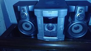 Sony MHC GX25 stereo system 3 CD changer (sounds great) for Sale in St. Louis, MO
