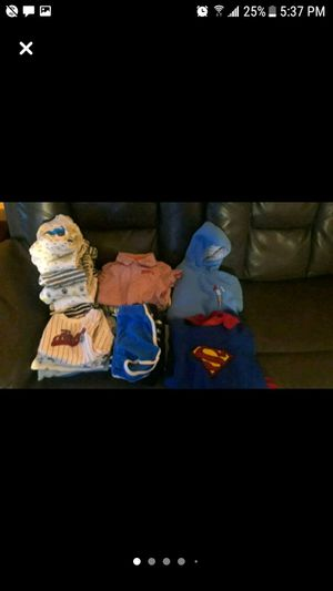 0-6 month baby boy clothes for Sale in Philadelphia, PA