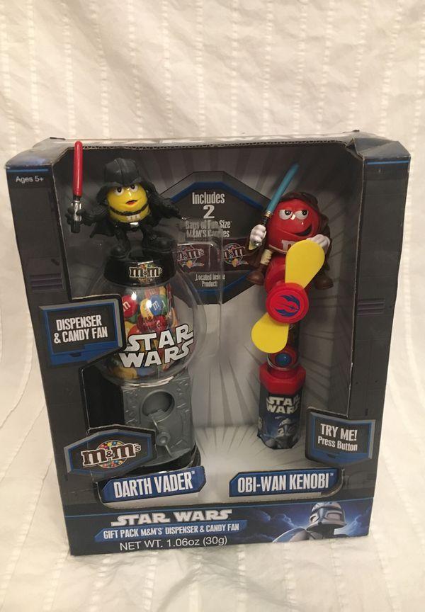 M&M Star Wars Darth Vader & Obi-Wan Kenobi