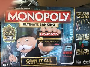 Monopoly Ultimate Banking Edition for Sale in Mechanicsville, VA