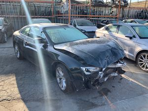 2013 Audi A5 Parting out. Parts ! CV6209, Black ! for Sale in Los Angeles, CA