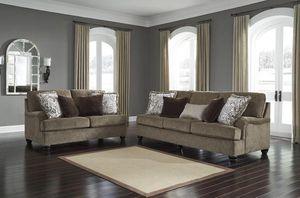 ‼️Braemar Brown Living Room Set‼️ for Sale in Austin, TX