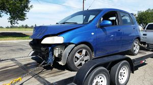 06 Chevy Aveo partes o completo for Sale in Clovis, CA