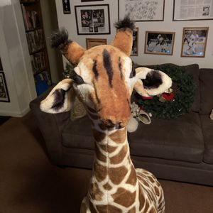 Standing Plush Giraffe By Melissa And Doug for Sale in Pittsburgh, PA