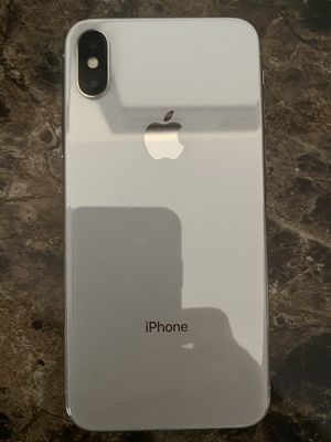 iPhone X unlocked for Sale in Camp Hill, PA