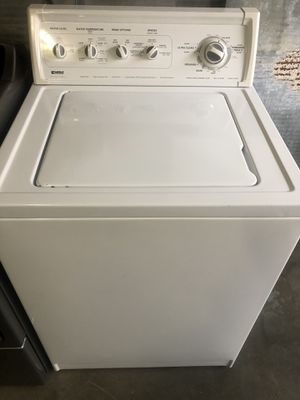Kenmore washer limete edition for Sale in Westminster, CA